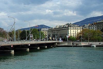 Pont du Mont Blanc